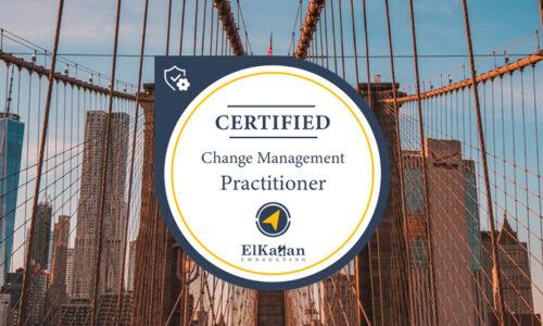 BRIDGING THE GAP: Change Management Practitioner Certification